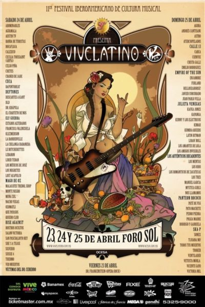 ¿El Vive Latino se convirtió en otro Corona Capital? mxd3rqaofbj1fxawvhez