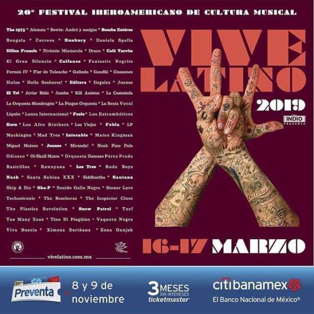 ¿El Vive Latino se convirtió en otro Corona Capital? sutlilsagn0z6lwcgghg