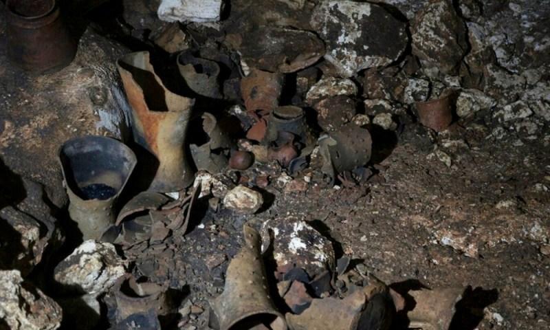 Encuentran tesoro en zona arqueológica de Chichén Itzá tesoro-en-zona-arqueol%C3%B3gica-de-Chich%C3%A9n-Itz%C3%A1-2