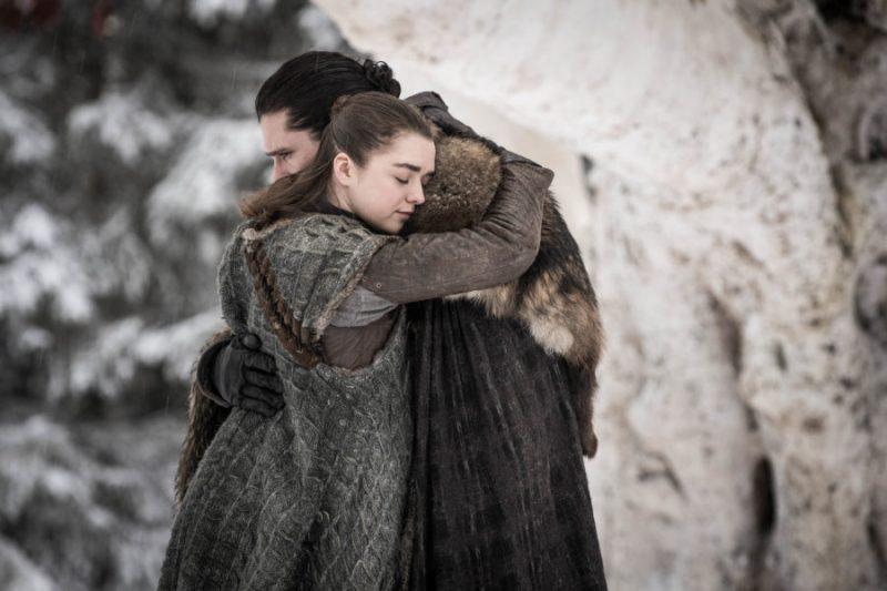 """Primer capítulo de la última temporada de 'Game of Thrones': """"Winterfell"""" 13443"""