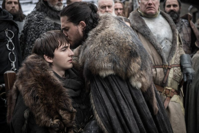 "Primer capítulo de la última temporada de 'Game of Thrones': ""Winterfell"" 13448"