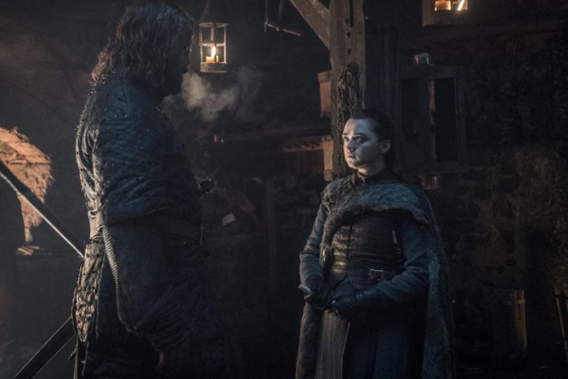 "Primer capítulo de la última temporada de 'Game of Thrones': ""Winterfell"" 13452"