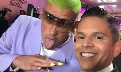 Bad Bunny a los Latin Billboard Music Awards 2019