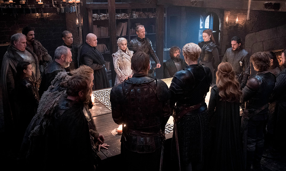 detrás de cámaras del segundo capítulo GOT, 'A Knight of The Seven Kingdoms', segundo capítulo de Game of Thrones, explicación segundo capítulo de Game of Thrones