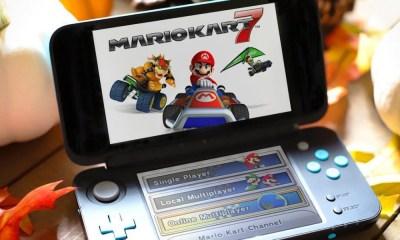 Parque temático de 'Mario Kart'