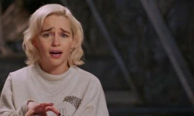 Emilia Clarke se despidió de 'Game of Thrones'