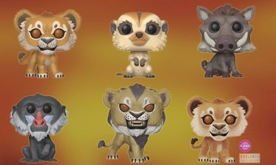 Funko Pop de 'The Lion King'