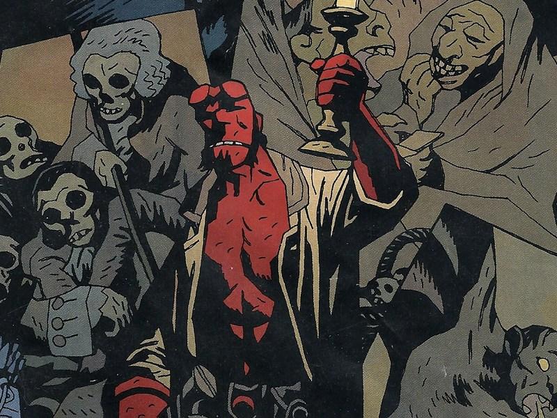 culturas que han inspirado a 'Hellboy'