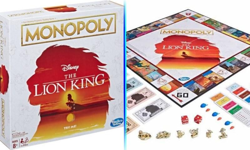 Lanzan Monopoly de 'Avengers' desde Iron Man hasta 'Endgame' Monopoly-del-Rey-Le%C3%B3n-2