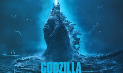 Nuevo póster de 'Godzilla_ King of the Monsters'