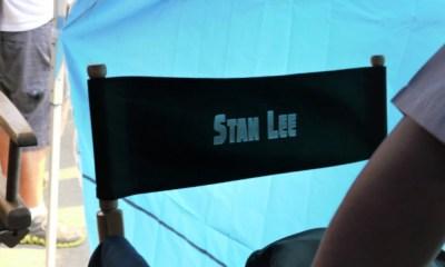 Nosotros no estamos llorando, tú estás llorando: esta foto de Stan Lee en el set de la primera cinta de Avengers te romperá el corazón.