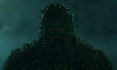 primer trailer de 'Swamp Thing'