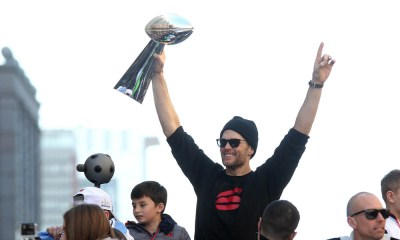 Tom Brady bromeó con sus seguidores