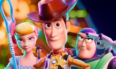 nuevo póster de 'Toy Story 4'