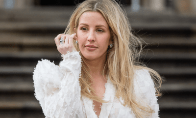 Ellie Goulding estrenó 'Hollow Crown'