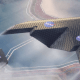 NASA creó ala de avión que