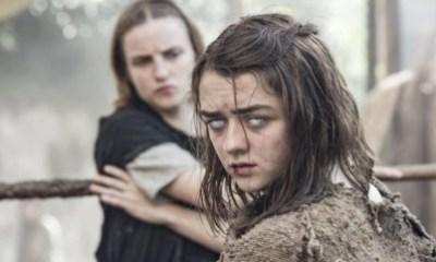teoría sobre Arya Stark