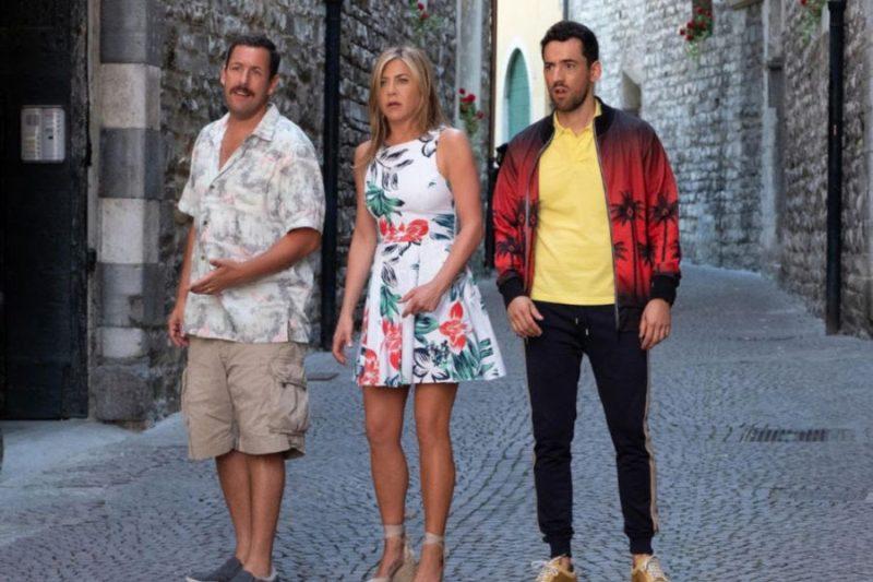 Adam Sandler, Jennifer Aniston y Luis Gerardo Méndez juntos para película de Netflix unnamed-2