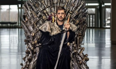 Aaron Rodgers en 'Game of Thrones'