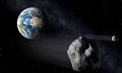 Asteroide con luna propia