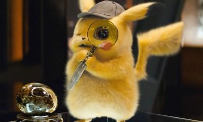 Detective Pikachu, Ryan Reynolds, Ryme City, Tim Goodman, Justice Smith, Pikachu live-action