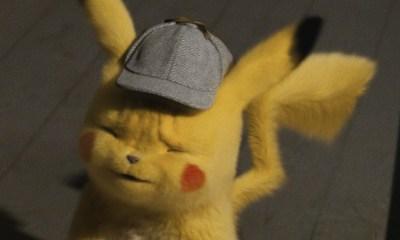 nuevo adelanto de 'Pokémon: Detective Pikachu'