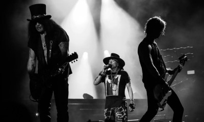 'Guns N' Roses' demandó