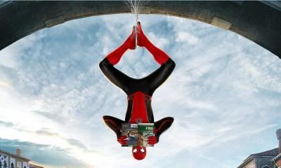 nuevo trailer de 'Spider-Man: Far From Home'