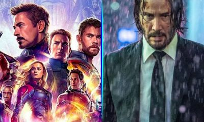 Los Avengers fueron derrotados por John Wick