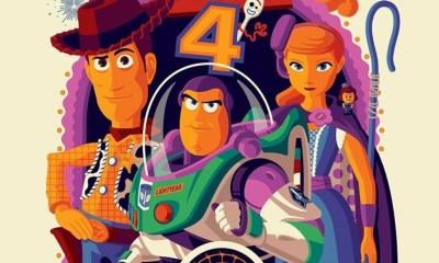 Nuevos pósters y trailer de 'Toy Story 4'