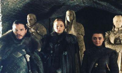 Sophie Turner agradeció a Sansa