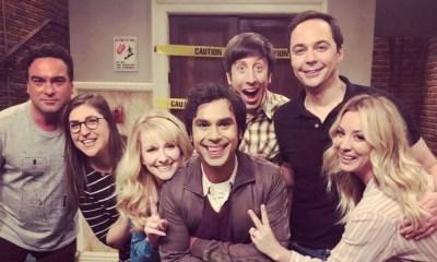 'The Big Bang Theory' en la CDMX