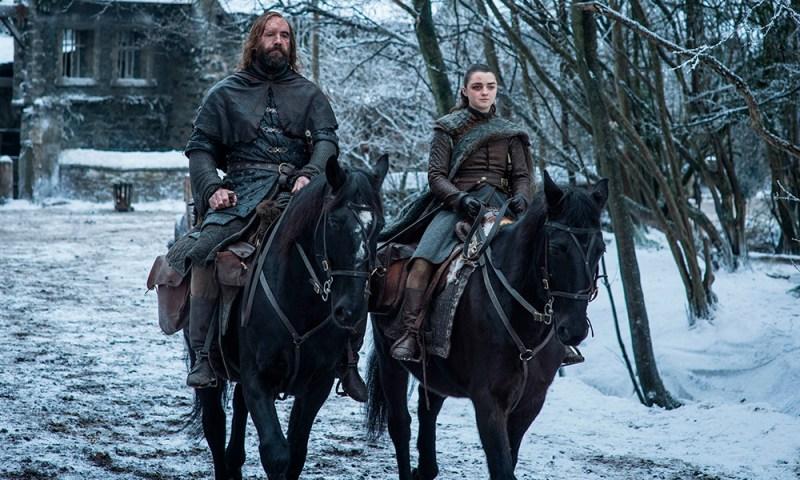 Cuarto capítulo de la última temporada de 'Game of Thrones': 'The Last of The Stark' The-Last-of-The-Starks-07