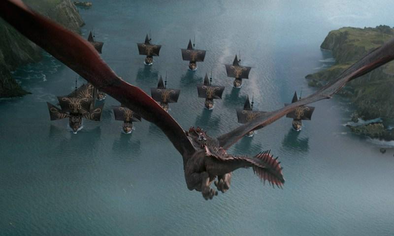 Cuarto capítulo de la última temporada de 'Game of Thrones': 'The Last of The Stark' The-Last-of-The-Starks-13