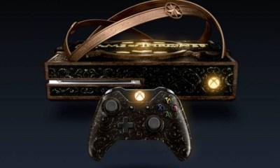 Xbox con diseños de 'Game of Thrones'