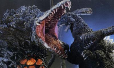enfrentamientos más raros y épicos de Godzilla