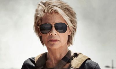 póster de 'Terminator: Dark Fate'