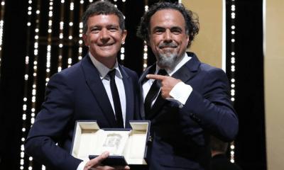 Antonio Banderas ganó en el Festival de Cannes