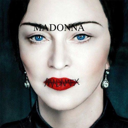 Ya salió el vídeo musical del sencillo 'Crave', de Madonna y Swae Lee madonna-madame-x-album-500x500