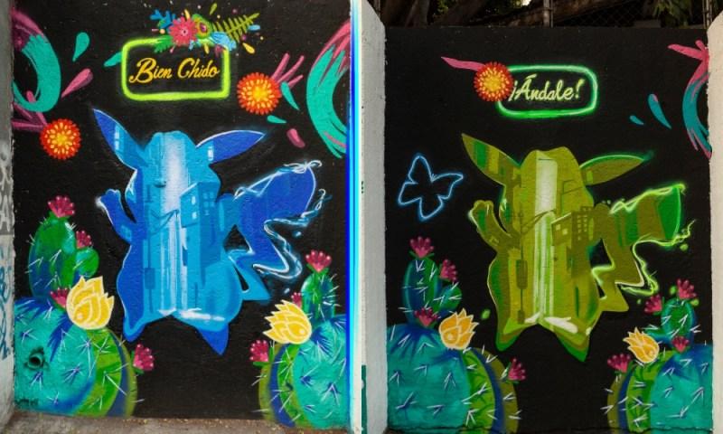 Crean murales de 'Detective Pikachu' en la CDMX antes de su estreno murales-de-Detective-Pikachu-en-la-CDMX-2