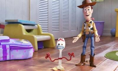 'Toy Story 4' encabeza la taquilla