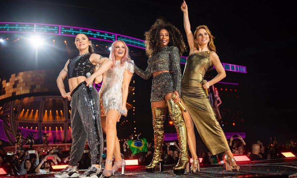¡Las Spice Girls de vuelta a los escenarios!