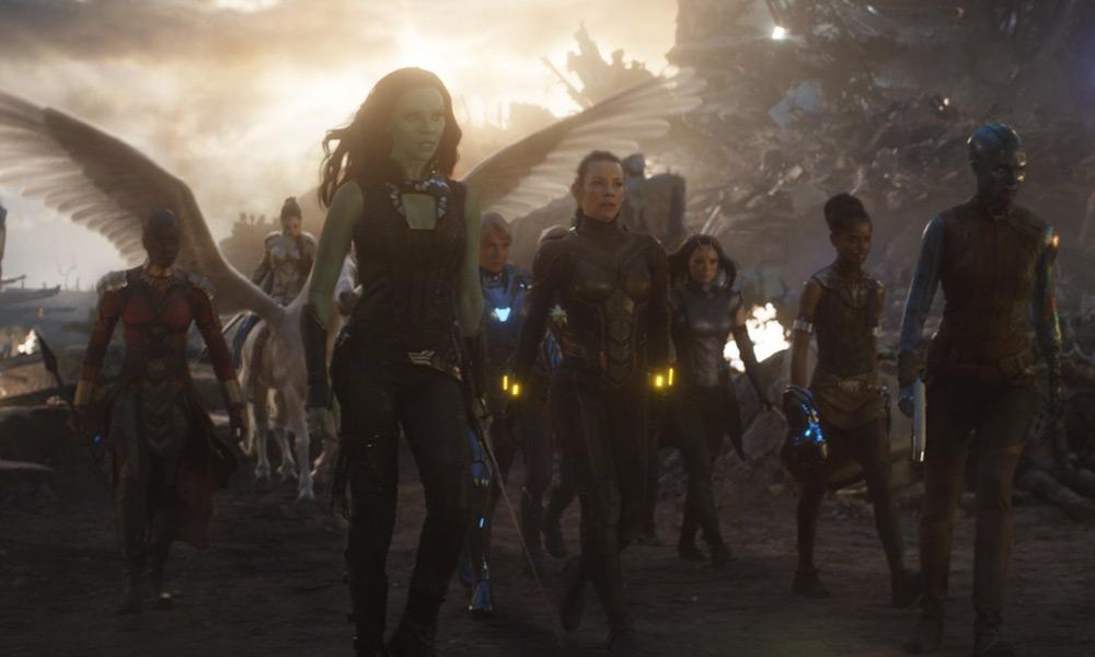Material adicional del Blu-Ray de 'Avengers: Endgame'