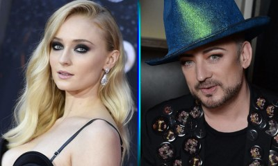 Sophie Turner podría interpretar a Boy George