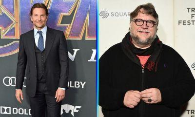 Bradley Cooper y Guillermo Del Toro