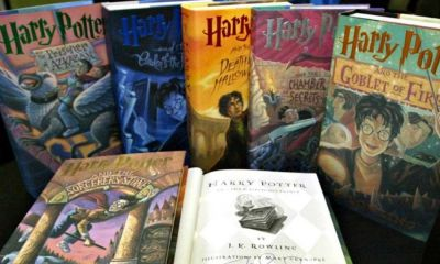 Cuatro nuevos libros de 'Harry Potter'