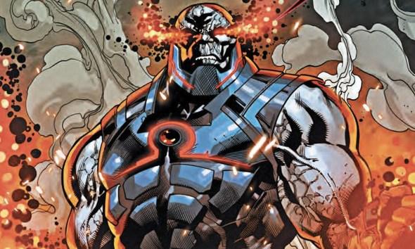 Zack Snyder su visión de 'Darkseid'