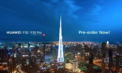 Espectaculares lanzamientos de Huawei