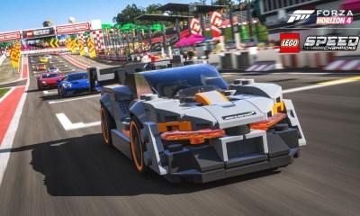 'Forza Horizon 4' tendrá una expansión de Lego