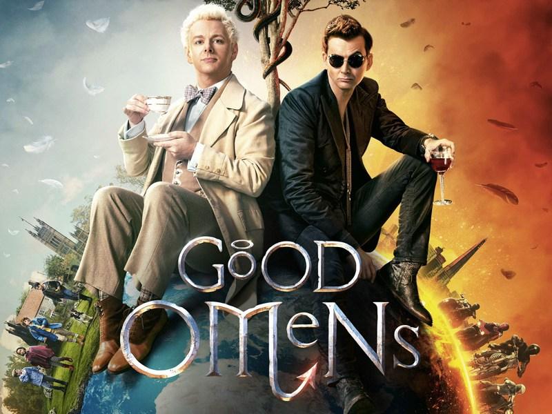 Piden a Netflix que cancele 'Good Omens'
